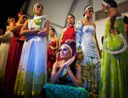 Fashion style from Pakistan