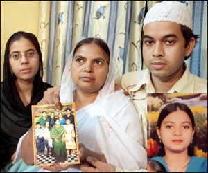 ishrat-jahan-family