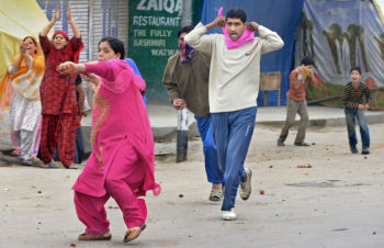 INDIA-KASHMIR-UNREST