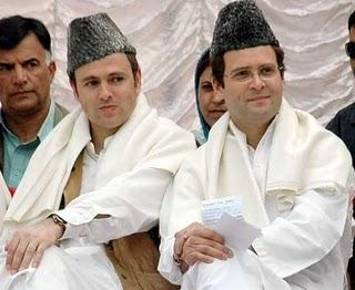 Omar Abdullah - Rahul-Mullah-Topi