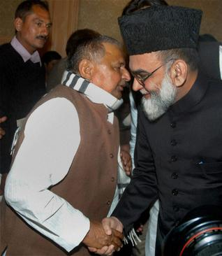 Mullah Mulayam and Imam - 2012