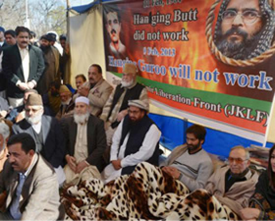 JKLF meeting at Islamabad