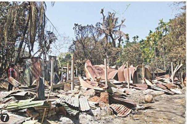 Atrocities on Hindus -8- 2013