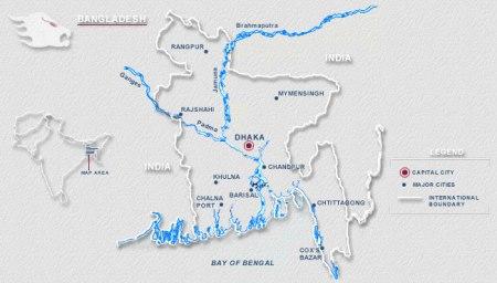 Bangladesh - India