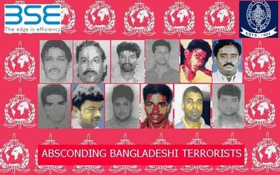 Bangladeshi- absconding Terrorists
