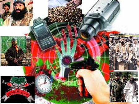 Hijbul Mujahiddeen - Paki-terrorist group