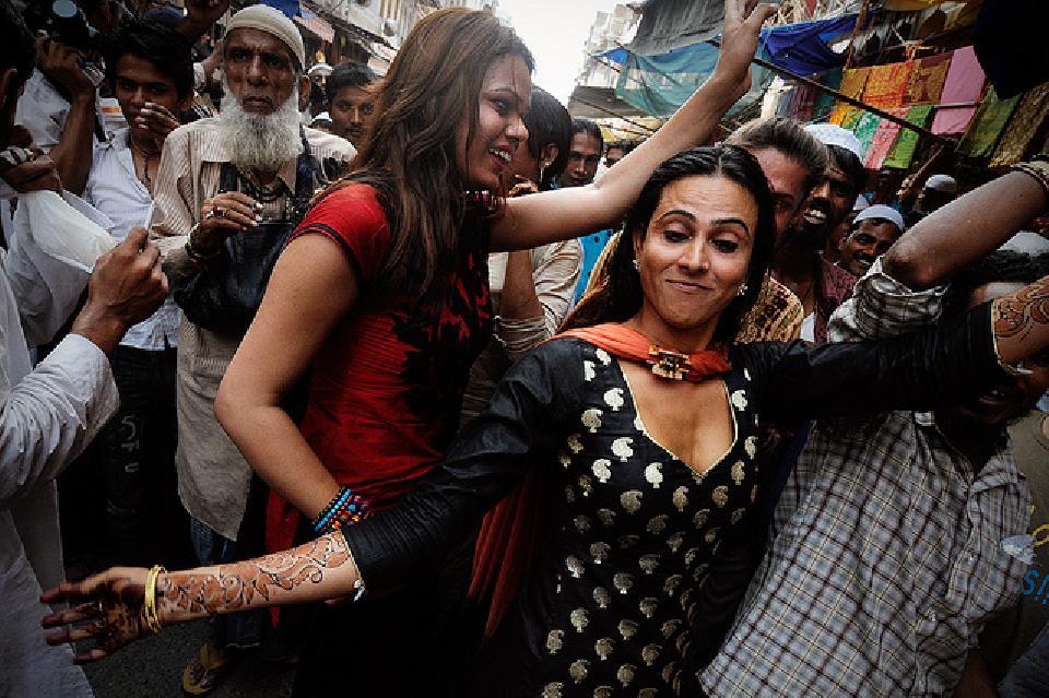 Khushi dance at Ajmir Sharif Urs festival