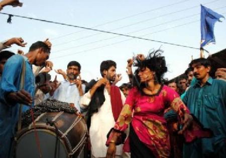 Pakistan urs festival - Kalandar