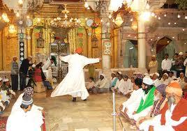 Qawwali  dance ajmeeri dargah