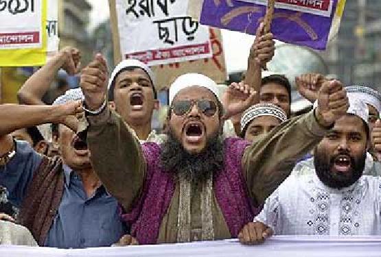 Taliban wanting Jihadi Bangla Muslims