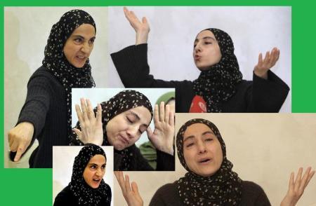 Subeidat Sorneva - mother talikinh jihad