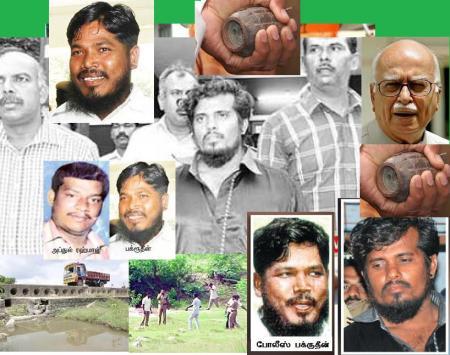 Fakrudhhin-Abdul Rahman-Mohammed Haneefa- Advani plot.full