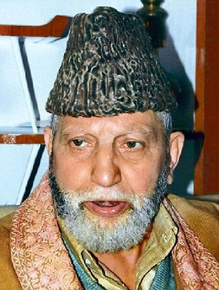 Kashmir state Mufti Azam Bashir-ud-din Ahmad
