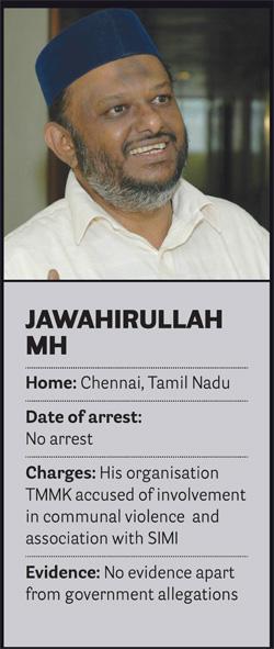 M H Jawahirullah