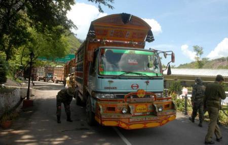 Cocaine truck-loc- seized 2013