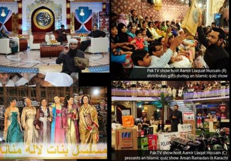 TV shows for Ramzan weekend