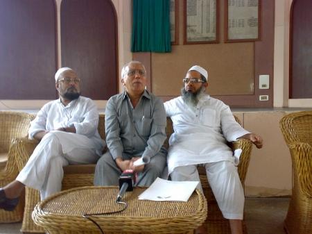 Niaz Ahmad Farooqui, Kamal Faruqui and mahmood Madani
