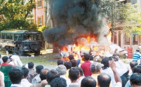 Malleswaram blast 04-2013