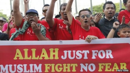 The court case has sparked debate in Muslim-majority Malaysia