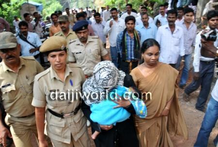 Aysha Banu arrested for handling terror money - Patna blast6