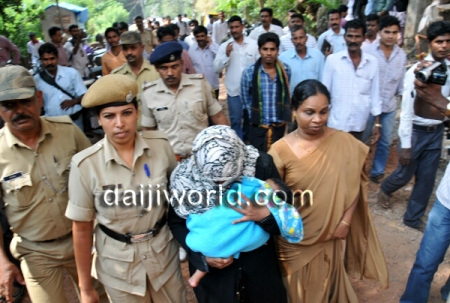 Aysha Banu arrested for handling terror money - Patna blast6