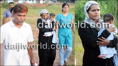 Aysha Banu arrested for handling terror money - Patna blast7