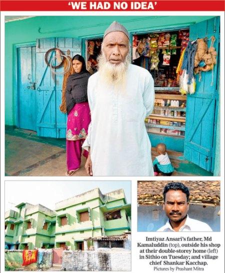 Imtiyaz Ansaris father - house - Sithio