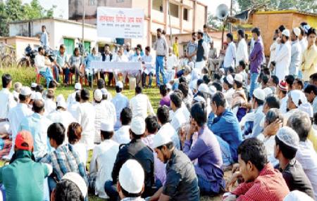 Sithio villagers refute - terror tag of their village