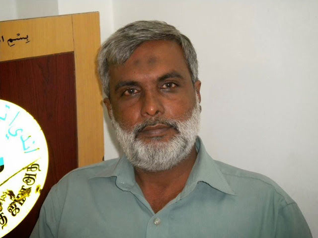 IUML General secretary Iqbal