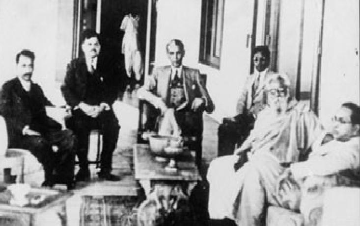 Jinnah, Periyar, Ambedkar 1940