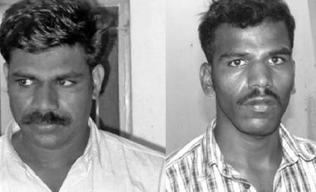 பைசூல் மன்னார் (27), அவரது சகோதரர் சுலைமான் சேட் (23)