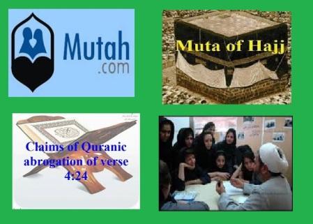 Mutah marriage