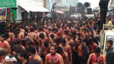 Muharram Hyderabad 2009