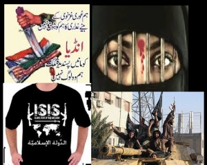 Isis targets India