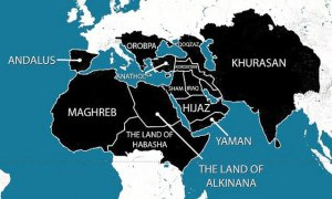 Pan-Islamic jihadi and state assumed