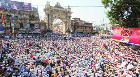 பர்த்வானில் மதரஸா ஆதரவு கூட்ட 20-10-2014