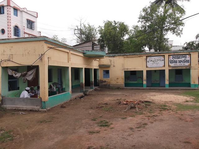 Madrasha Dinia Madania at Khakhragarh, Burdwan.