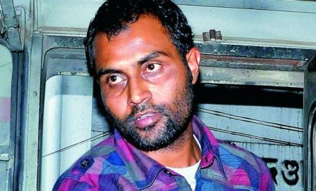 Burdwan blast accused Shahnoor Alam -Photo- PTI-File