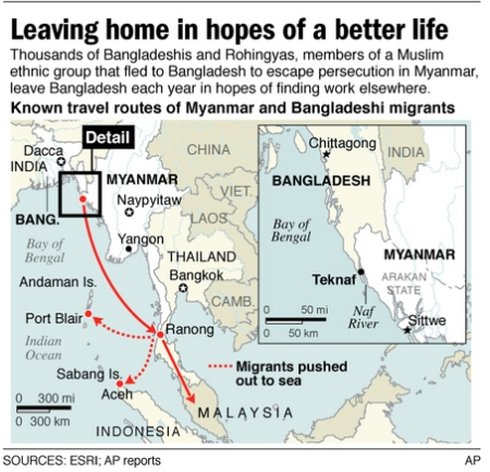 MYANMAR_MIGRANTS, where they go