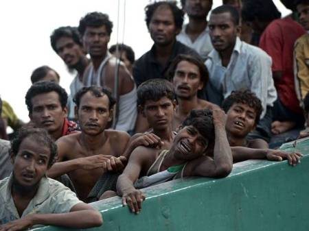 Stranded Burma-Migrants-AFP