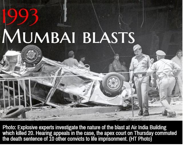 1993 Mumbai blast- who pay for the victims.1