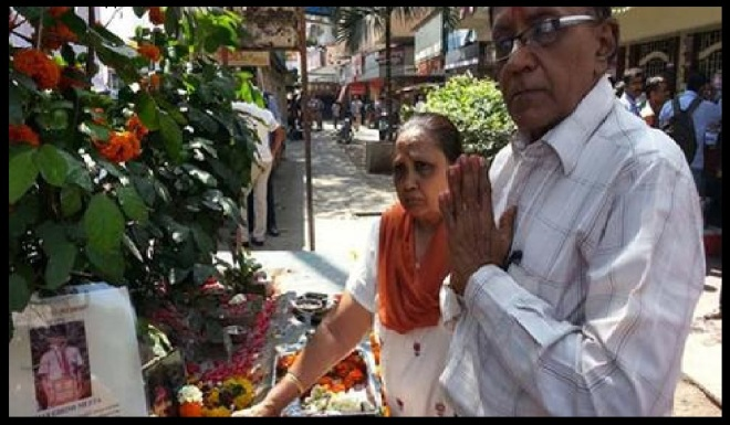 Tejas, 1993 victim-Mehta family pays tribute every year