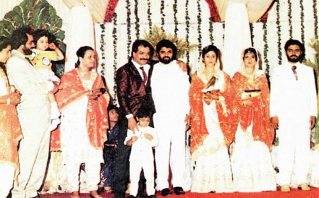 The Memons at the wedding of Yakub and Ayub- The occasion provided a valuable photo album to the police- India today photo