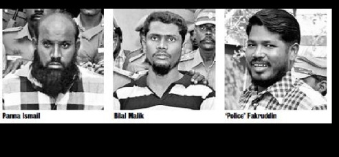 Panna Ismail, Bilal Malik, Police Fakruddhin