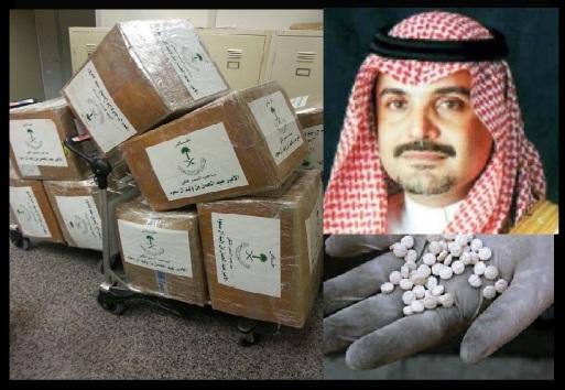 Saudi prince arrested for drug smuggling