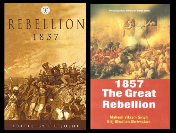 1857 rebellion - not war of independence