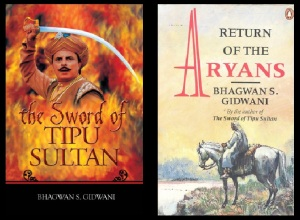 Bhawans compromising act - Tipu and Aryans books