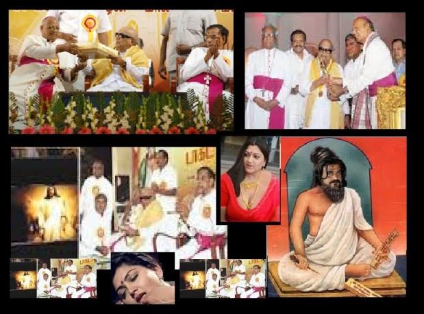 செயின்ட் தாமஸ் சினிமா, கரு, ரஜினி, குஷ்பு, பிஷப்புகள் 2008