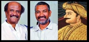 ரஜினி, சந்திரமௌளி, திப்பு சுல்தான்