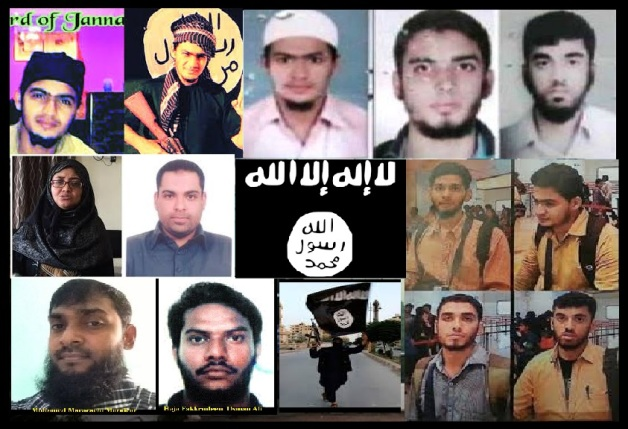 Indian Muslim youth become ISIS supporters, warriors